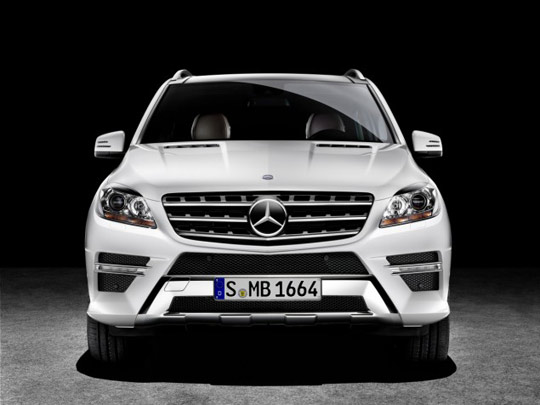 the third generation of the mercedes benz m class suv has been unveiled across the range theyre highlighting fuel consumption as an area of improvement - Mercedes Benz Suv 2012
