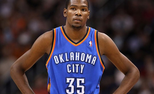 2d26e95f02dc KEVIN DURANT OFFICIALLY SIGNS WITH JAY-Z S ROC NATION SPORTS – Hard ...