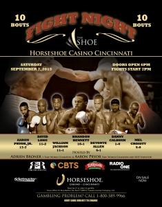 Horseshoe casino cleveland hiring event