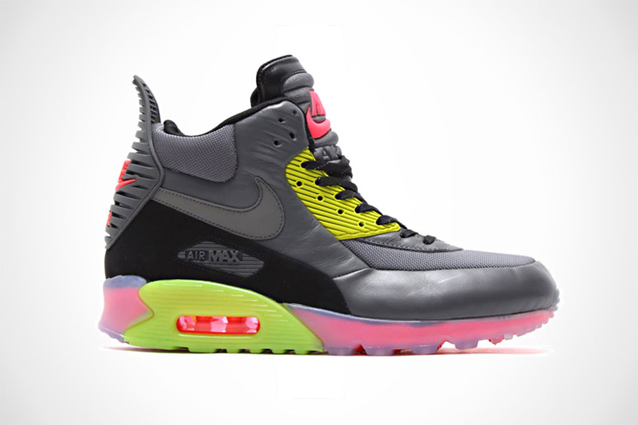 NEW NIKE AIR MAX 90 SNEAKERBOOT COLLECTION COLORWAYS FOR ...