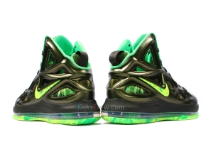 """the latest 4fd61 2bcf6 NIKE AIR ZOOM HYPERPOSITE 2 """"GREEN VOLT"""". January 28, 2015 by Hard 2 Knock  Shoppe ..."""