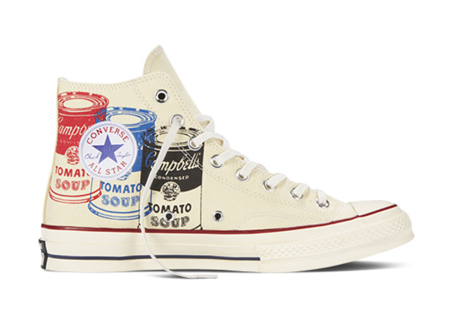 5a53fb7d13f9b7 CONVERSE ALL STAR ANDY WARHOL SPRING 2015 COLLECTION – Hard 2 Knock ...