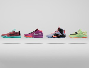 new concept 6aa40 16e8d NIKE BASKETBALL EASTER COLLECTION