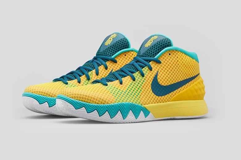 "huge inventory a6b5b b3b14 NIKE KYRIE 1 ""LETTERMAN"". June 12, 2015 by Hard 2 Knock ..."