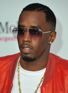 """LOS ANGELES, CA - FEBRUARY 20:  Rapper Sean """"Diddy"""" Combs arrives to the T-Mobile Magenta Carpet at the 2011 NBA All-Star Game on February 20, 2011 in Los Angeles, California.  (Photo by Alberto E. Rodriguez/Getty Images)"""