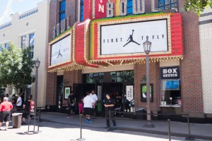 """half off f629d c8e1b TAKE A LOOK AT THE JORDAN BRAND """"FIRST TO FLY"""" EVENT IN LAS VEGAS"""