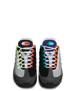 "2374145799a NIKE AIR MAX 95 ""WHAT THE"". July 18"