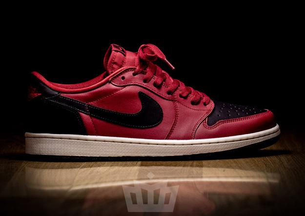 Air Jordan 1 Retro Bas Gym Og 4s Rouge