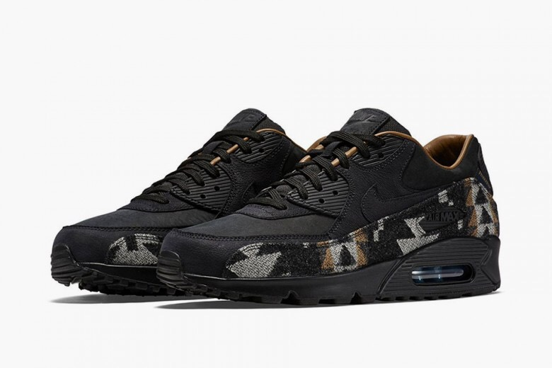 best service a708f db011 PENDLETON NIKE AIR MAX 90 QS – Hard 2 Knock Shoppe