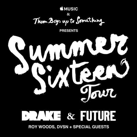 Drake and future are offering vip packages for their summer sixteen the summer sixteen tour kicks off july 20 in austin tx and wraps on sept 18 in vancouver bc tickets are available now at ticketmaster m4hsunfo
